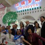 陝西の企業が中国商品&サービス(ベラルーシ)展に参加