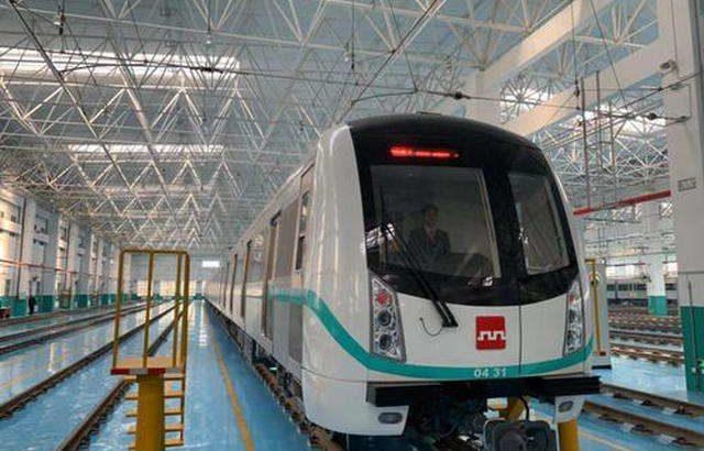 西安地下鉄四号線に「黒科技」搭載 駅到着までの時間を表示