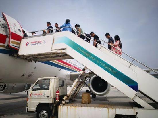 西安~新疆クチャ直行便が本日就航