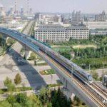 西安北駅~空港間鉄道プロジェクトが竣工検収に合格