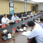 区発展改革局が「貧困脱却」会議を開催