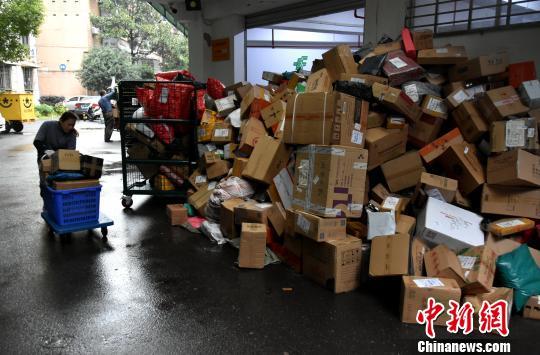 国家郵政局:「双十一」期間の宅配便取扱個数は28億個に