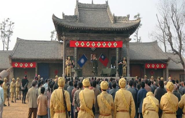 陝西影視聯盟が西安に設立