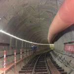 西安地下鉄九号線 紡園三路駅~田王駅区間の左側シールドトンネルが貫通