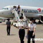 西安咸陽国際空港、国際定期便53路線が運休又は減便に