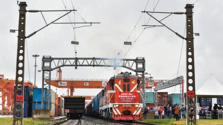 中欧班列「長安号」が質の高い運行 陝西省は集散地として重要な役割を果たす