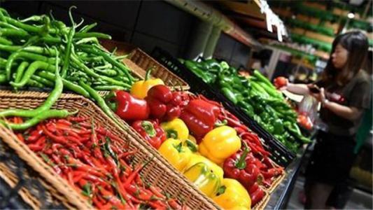 6月の陝西省CPIは同期比で2.5%上昇 野菜・畜肉価格が大きく上がり、粮油価格はおおむね安定