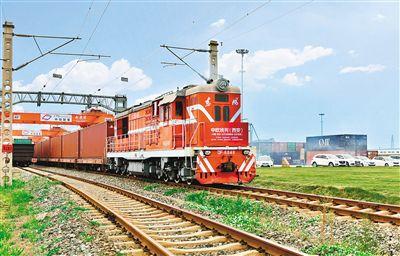 7月1日より中欧班列「長安号」の公共班列二路線が定期便化