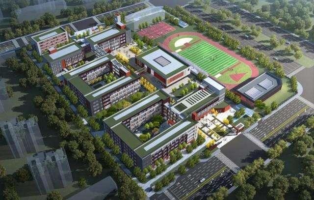 西安市ハイテク産業区の新設学校50校が完成今秋新学期から生徒7万人を受入