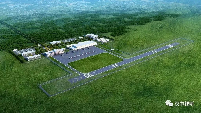 陝西省にまた一つ新空港 予定地が決定   陝西SHOW