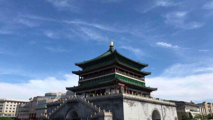 西安鐘楼の6回目の修繕が完了 26日から一般公開