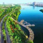 西安滻灞生態区の園林緑化プロジェクト35件が着工 うち新規の緑地広場は2ヶ所