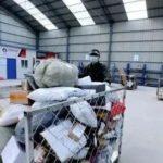 全国初の県級物流中継倉庫が宜君県で試験営業