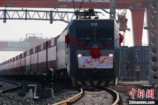 陝西省の輸出入総額が最高記録を更新 韓国が最大の貿易相手国