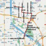 3月26日より 西安市内で路線バス「全運5号線」と「全運7号線」が運行開始