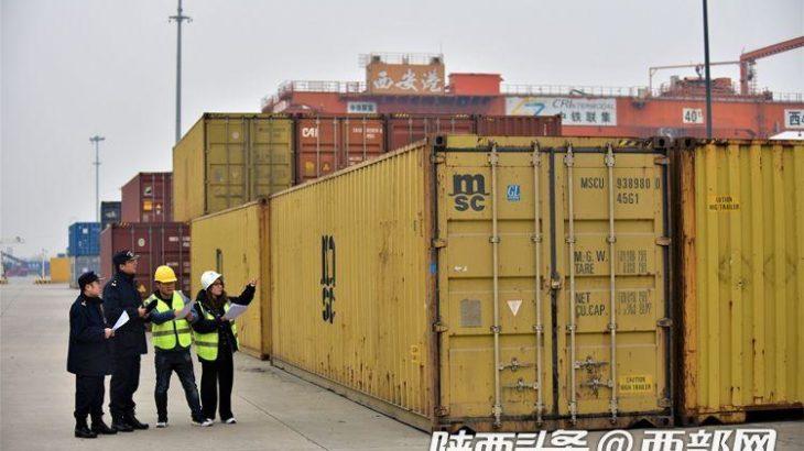 600億元超え!2021年1~2月の陝西省の輸出入額は同期比8.1%増