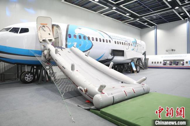 西北雲翼飛行訓練センターがオープン 西安臨空経済モデル区の建設が加速